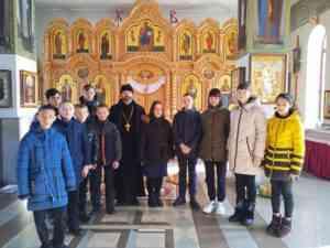 Read more about the article ДУХОВНЫЕ ВСТЕЧИ