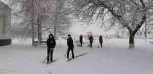 Подарим детям зимнюю радость
