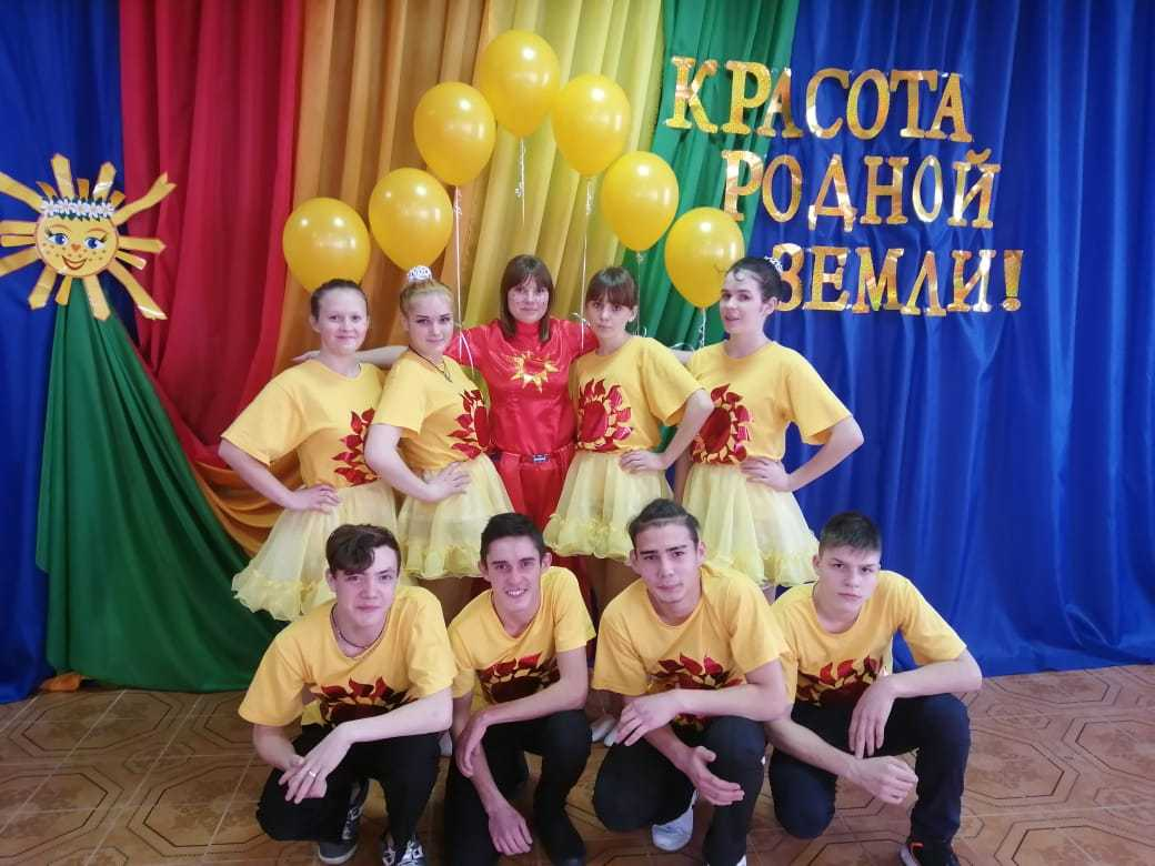 You are currently viewing КРАСОТА РОДНОЙ ЗЕМЛИ